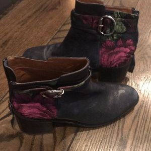 Jeffrey Campbell Regan Floral Booties